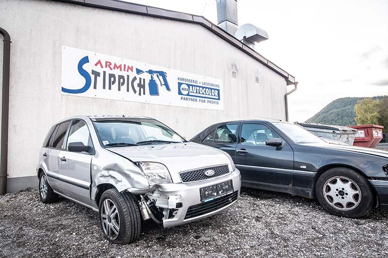 Unfall Komplettservice bei Armin Stippich